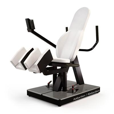 Exercise equipment 5520 Adduction / Abduction Rehab HUR Gym