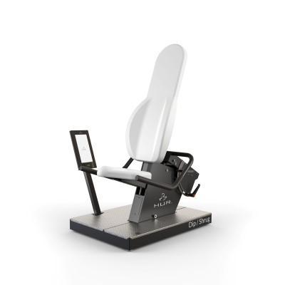 Exercise equipment 3125 Dip / Shrug HUR Gym