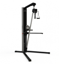 HUR Gym Exercise equipment Floor mounted pulley